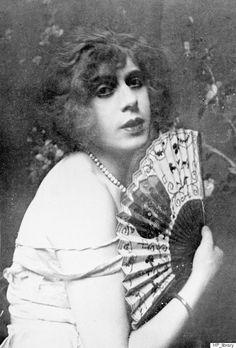 1926 Transgender Pioneer Einar Magnus Andreas Wegener aka Lili Elbe (1882~1931) | 'The Danish Girl' movie