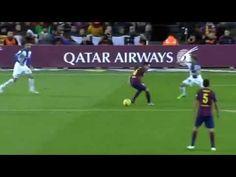 Le coup du billard de Lionel Messi sauve encore le Barça (vidéo) - http://www.actusports.fr/126757/le-coup-du-billard-de-lionel-messi-sauve-encore-le-barca-video/