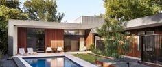 House in South Lamar by JGB Custom Homes