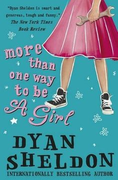 More Than One Way To Be A Girl by Dyan Sheldon – ZiZi's wardrobe is mostly pink, her makeup routine takes an hour and she loves to flirt. Her best friend Loretta is the opposite: her clothes are black, she doesn't wear makeup and she doesn't like the way ZiZi dumbs herself down for boys.   One day, they decide to make a bet. Can ZiZi stand looking like Loretta for longer than Loretta can bear dressing like ZiZi? This summer, they are surprised to find they have a lot to learn from each…