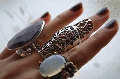 CleoinLove: ACCESSORIES//rings and cat