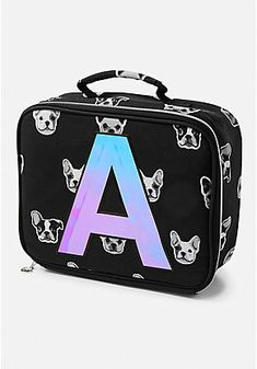 Justice is your one-stop-shop for on-trend styles in tween girls clothing & accessories. Shop our Initial Puppy Lunch Tote. Cute Uggs, Mochila Adidas, Justice Clothing, Tween Clothing, Gymnastics Outfits, Latest Bags, Lunch Tote, Cute Backpacks, Abercrombie Kids