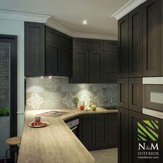 a11-` Kitchen Cabinets, Mid Century, Home Decor, Style, Swag, Decoration Home, Room Decor, Cabinets, Home Interior Design