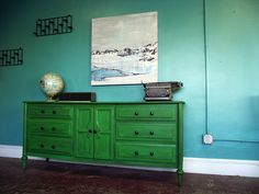 green sideboard - Google Search