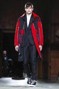 Givenchy @ Paris Menswear A/W 17