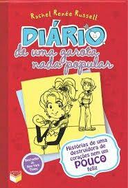 Diário de uma garota nada popular #6 Histórias de uma destruidora de corações nem um pouco feliz