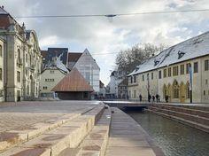 Musée Unterlinden Extension / Herzog & de Meuron_Colmar