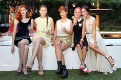 Fotos premios certamen Who´s On Next de Vogue: brianda fitz james stuart