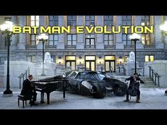 "Listen To ""The Piano Guys"" Take You Through 50 Years Of Batman History In This Perfect Medley 