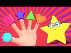Parmak Ailesi Çocuk Şarkısı - Bebek Şarkıları 2016 - YouTube