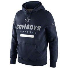Dallas Cowboys Navy Nike Sweatshirt