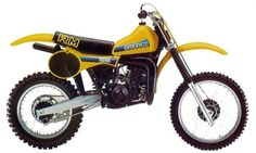 1981 Suzuki RM 250