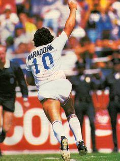 D.A. Maradona 10