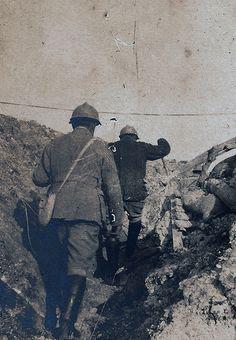 Bataille du chemin des Dames - Plateau du moulin de Vauclerc (photo VestPocket Kodak Marius Vasse 1891-1987) | Flickr - Photo Sharing!