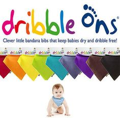 #Dribble ons #bandana baby bib - all #colours available!! pink, blue, white etc..,  View more on the LINK: 	http://www.zeppy.io/product/gb/2/251951283345/