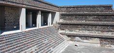 Zona Arqueológica de Teotihuacán, México - Zonaturistica.com