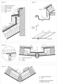 Civil Engineering Construction, Shed Construction, Window Detail, Roof Detail, Conceptual Architecture, Architecture Details, Roof Truss Design, Factory Architecture, Butterfly Roof