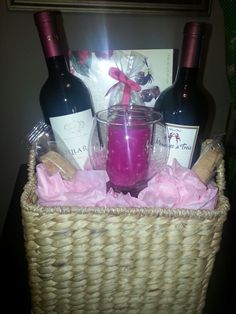 Wine basket Valentines Day Baskets, Mothers Day Baskets, Mother's Day Gift Baskets, Raffle Baskets, Wine Hampers, Wine Baskets, Corporate Gift Baskets, Corporate Gifts, Liquor Bouquet