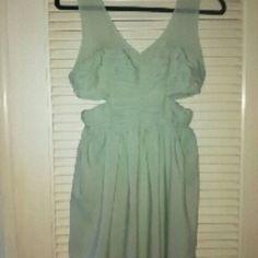 Charlotte Russe Beautiful fitted cutout dress Charlotte Russe Dresses Mini