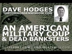 An American Military Coup & Dead Banksters  INFOWARS.COM  BECAUSE THERE'S A WAR ON FOR YOUR MIND