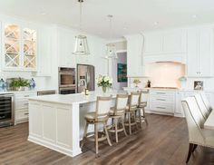 Building your custom dream home means you finally get your dream kitchen!