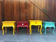 Os móveis laqueados ganham mais durabilidade e podem receber inúmeras cores…
