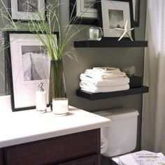Over The Commode Bath Design Ideas, Pictures, Remodel and Decor