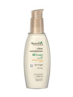 Aveeno Clear Complexion BB Cream With Sunscreen Broad Spectrum SPF 30 | allure.com