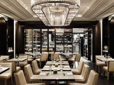Hawksworth Restaurant, Vancouver, BC, Canada. Interior Design by Studio Munge.   Follow @studiomunge.com   www.studiomunge.com