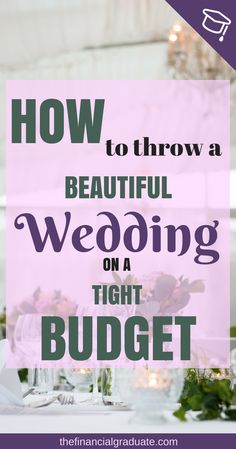 Cost saving tips for your big, beautiful wedding day! A detailed description of how I spent less then $10,000 for my mountain wedding. Use some of these ideas to plan your wedding and stay on budget! #weddingonabudget, #budgetwedding, #weddingseason.