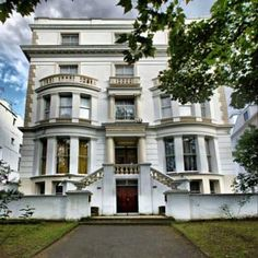 $78 Less than a minute's walk from Holland Park Underground Station and Notting Hill Gate, Ravna Gora is a period townhouse offering bed and breakfast...