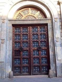 Puerta/Barcelona/Spain