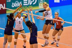 USA vs China | 24 Aug 2015 | 1st Round | 2015 FIVB Volleyball Women's World Cup - Duration: 2 hours. (3000×2000)