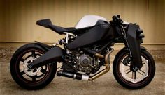 2010 Magpul Ronin Buell 1125R Motorcycle