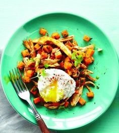 sweet potato hash and other advocare breakfast ideas