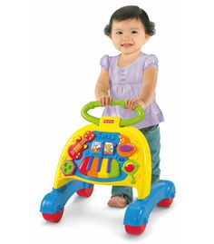 Fisher-Price Andador Activity Musical desde $56.78 (43,00€)
