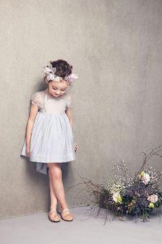 Marrisa dress & Jasmine headband by Nellystella Little Girl Fashion, My Little Girl, My Baby Girl, Little Princess, Kids Fashion, Fashion Hats, Baby Kind, Kid Styles, Beautiful Children