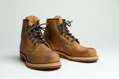 red wing shoes x nigel cabourn, great combo!