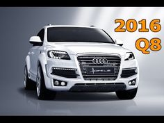 ►2016 AUDI Q8 Redesigned — New Platform And Style - YouTube