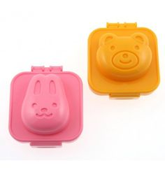 Own these - love 'em! Great for hard-boiled eggs and fun for play-dough, too.