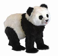 Walking Panda Cub Plush Stuffed Animal Hansa