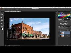 How to adjust perspective in a photo | Adobe Photoshop CC tutorials