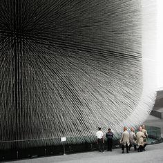 UK Pavilion at Shanghai Expo 2010 by Heatherwick Studio