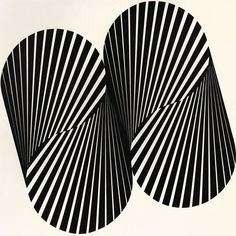 Franco Grignani, Centripetal evolution, 1965 [from Dorotheum] E Design, Graphic Design, Logo Sketches, Photo Logo, Sculptures, Gallery, Painting, Evolution, Roof Rack