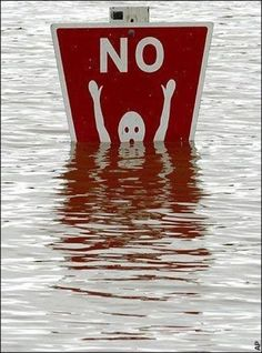 drowning not allowed