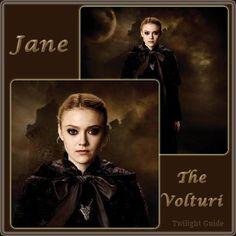 Jane - New Moon -