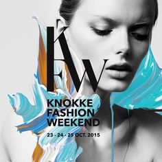 Campaign images for Knokke Fashion Weekend '15art direction & visual: www.xxome.com (louise mertens & oona smet)model: Helene Desmettremake-up: Mac-Cosmetics