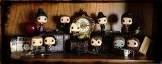 """""""ONCE UPON A TIME COMPLETE COLLECTION"""" #ChrisMonteith #OnceUponATime #OUAT #OUATCollection #PopFunko #FunkoPop"""