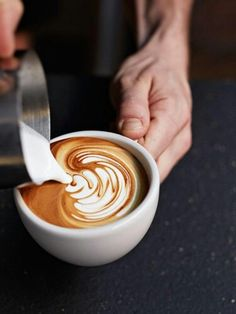 Great ways to make authentic Italian coffee and understand the Italian culture of espresso cappuccino and more! But First Coffee, I Love Coffee, Coffee Art, Coffee Break, My Coffee, Coffee Drinks, Morning Coffee, Coffee Cups, Coffee Maker