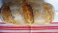 szeretetrehangoltan: Minimalista tönkölybúza kenyér